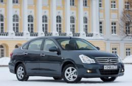 «Вазовский» седан Nissan подорожал