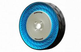 Bridgestone представила свою версию непневматических шин