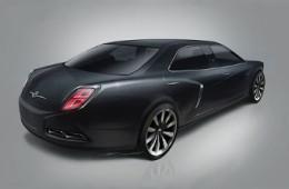 Автомобиль для российских чиновников покажут в начале 2014 года