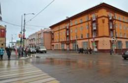 На перекрестке улиц Большая Советская и Коммунистическая изменился режим работы светофора