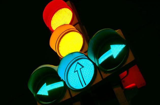 Сотрудники ГИБДД оценили работу светофоров в Смоленске