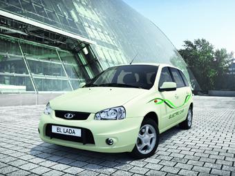 Электрокар «АвтоВАЗа» появится у официальных дилеров