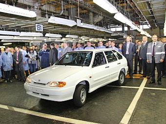 «АвтоВАЗ» прекратил выпуск семейства Lada Samara