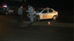 В Смоленске в ДТП на Верхнем Волоке пострадали пассажиры такси