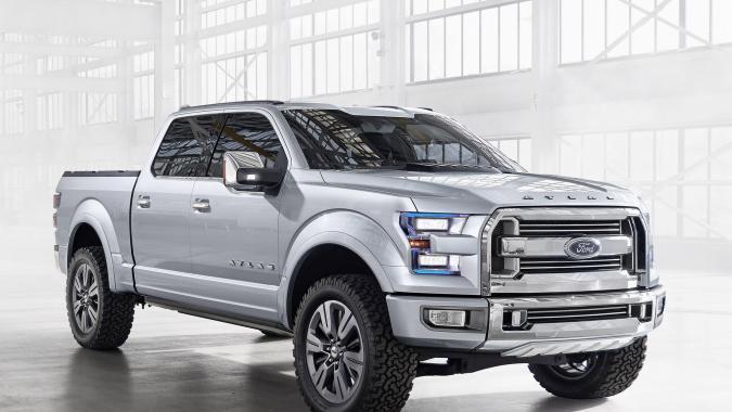Ford F-Series: великая январская революция