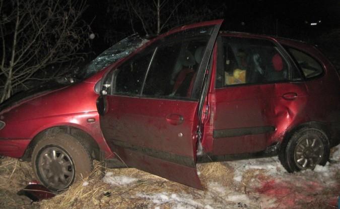 В ДТП в Смоленской области погиб человек