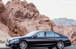 Новый «шестисотый» Mercedes-Benz покажут в Детройте