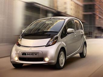 Электрокар Mitsubishi i-MiEV подешевел в России вдвое