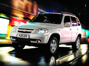 «GM-АвтоВАЗ» договорился о французском моторе для новой «Нивы»