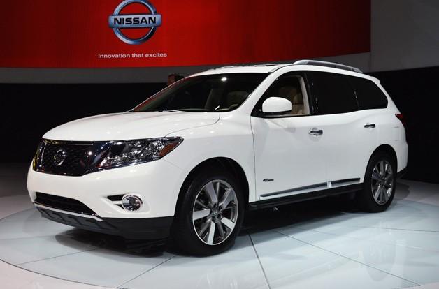 Новый Nissan Pathfinder 2014 — меняет приоритеты