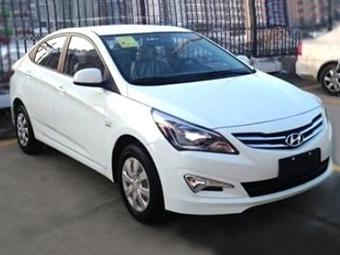 Компания Hyundai обновила китайский «Солярис»