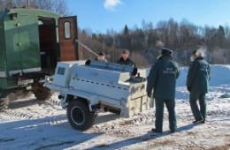 В Смоленской области развёрнуты пункты обогрева автомобилистов