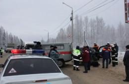 Названы самые опасные трассы России