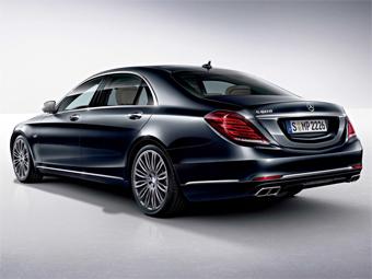 Новый «шестисотый» Mercedes-Benz получит 530-сильный мотор