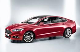 Новый Ford Mondeo появится в Европе к концу года