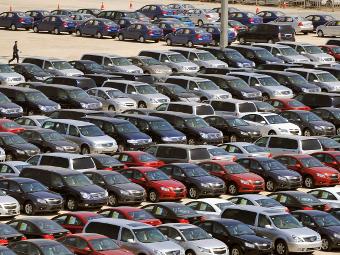 Россия осталась на втором месте в Европе по продажам автомобилей