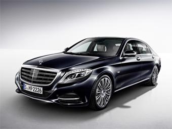 Новый «шестисотый» Mercedes-Benz представлен официально