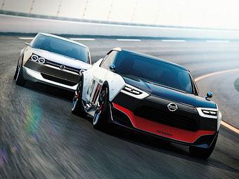«Ниссаны» в стиле классических Datsun запустят в серию