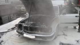 Серийного поджигателя машин в Смоленске нет