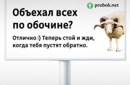 Водителей-хамов в России будут высмеивать плакатами