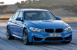 Названы рублевые цены на BMW M3 и M4