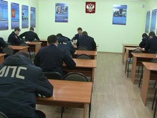 Смоленские дорожные полицейские сдали зачет на профпригодность