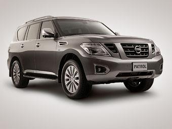 В России появился обновленный Nissan Patrol