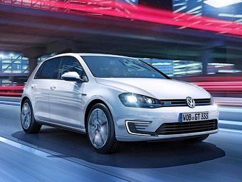Volkswagen добавил в линейку хот-хэтчей гибридный Golf