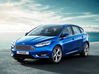 «Форд» представил обновленный Focus