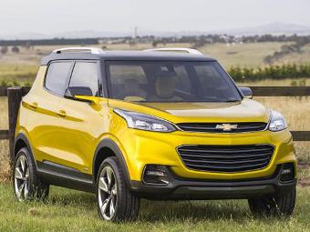 У Chevrolet появится конкурент «Дастеру»