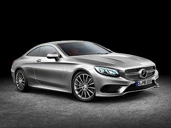Mercedes-Benz S-Class стал двухдверным