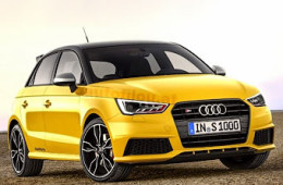 В интернете рассекретили дизайн хот-хэтча Audi S1