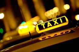 У нелегальных таксистов заберут авто