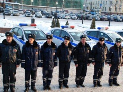 Численность взвода оперативного реагирования ДПС возросла до роты