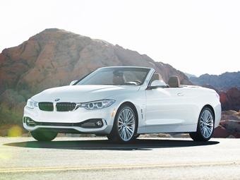 Стали известны рублевые цены на открытую «четверку» BMW