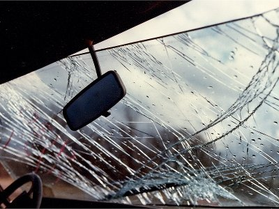 Полиция ищет очевидцев произошедшего в декабре столкновения автомобилей на Минке
