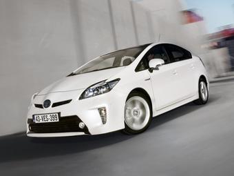 Toyota отзовет половину всех проданных «Приусов»