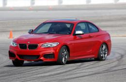 Первый тест маленького купе BMW 2 Series