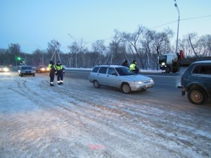 В Смоленске снова проходят проверки водителей