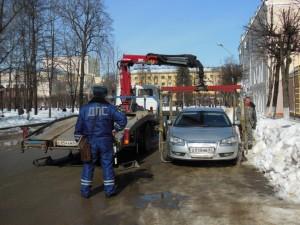 В Смоленске стартовало мероприятие «Эвакуатор»