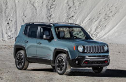 В СМИ попали фотографии самого маленького вседорожника Jeep