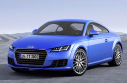 Компания Audi представила TT нового поколения