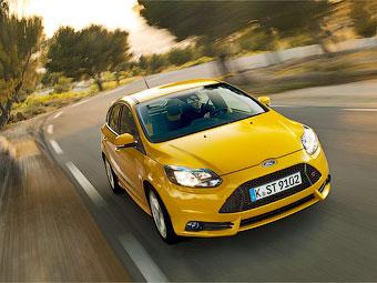 Обновленный Ford Focus ST получит дизельный мотор