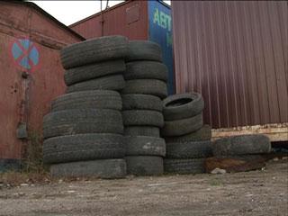 Смоленским автолюбителям грозят штрафы за «лысые» шины