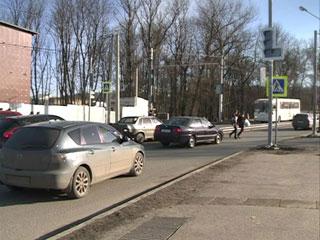 Новые светофоры на нескольких смоленских улицах пока не подключены