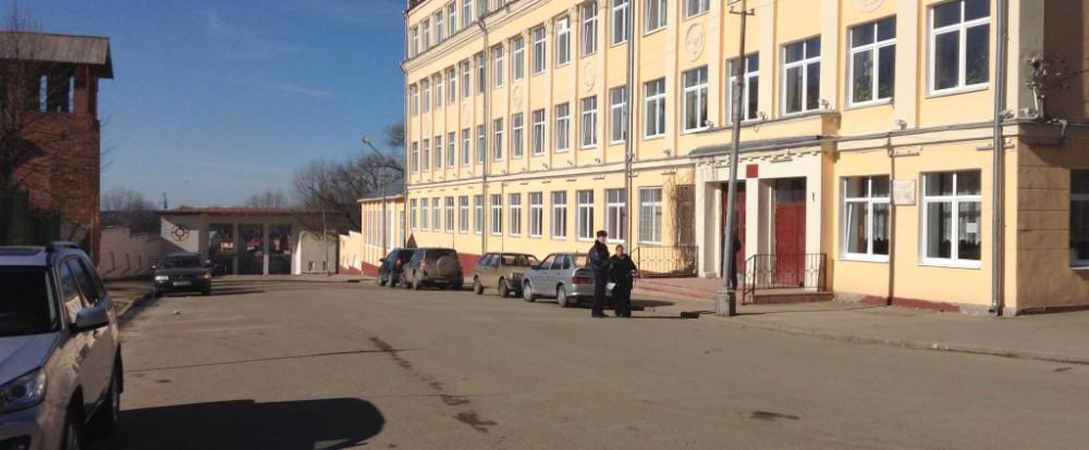 Около смоленской школы на Бакунина появится пешеходный переход