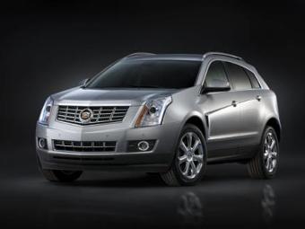 Cadillac сделал для России кроссовер SRX слабее