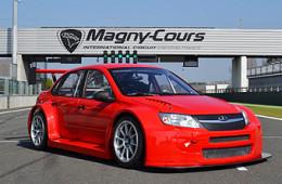 «Лада» представила новую гоночную «Гранту»