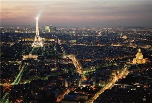 Власти Парижа сократили пробки вдвое в борьбе с городским смогом