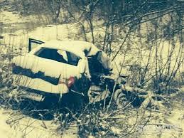 Столкновение легковушки с маршруткой в Смоленске окончилось трагедией.
